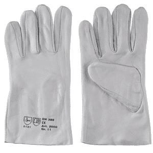 10 Paar Carex® Nappaleder-Handschuh