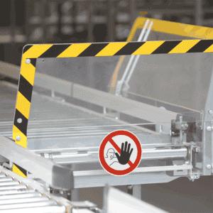 Verbotsschild Zutritt für Unbefugte verboten ASR//DIN Folie selbstklebend Ø 200mm