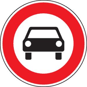altes Schild Alu Reflektor  Verkehrszeichen rechts links Baake reflektierend