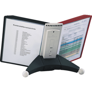 Durable Tafelträger Für Sherpa Grau Polyamid Din A4 Kroschkecom
