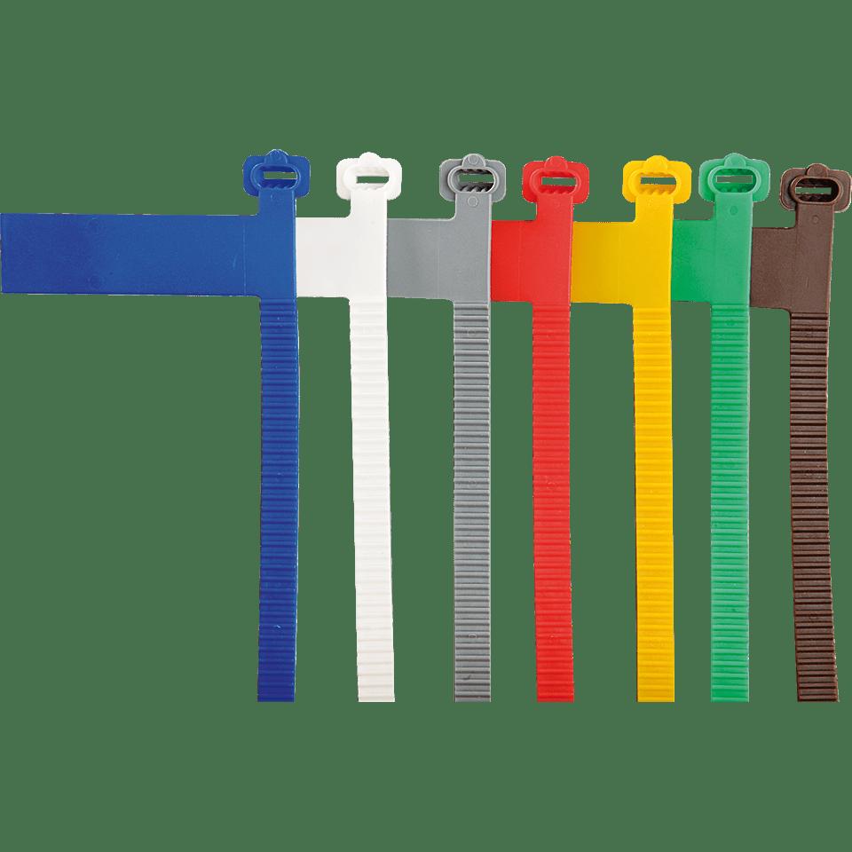 Kabelbinder mit Kennzeichnungsfeld bestellen | kroschke.com