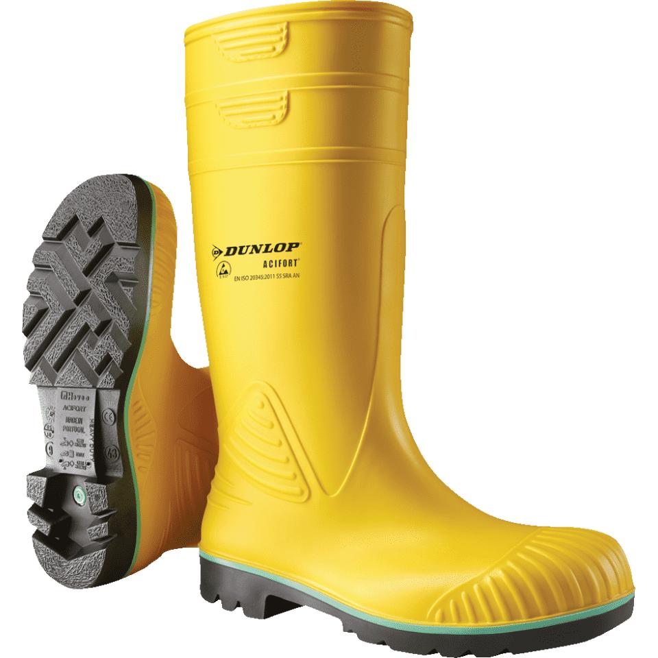 Dunlop Sicherheitsstiefel Stiefel Arbeitstiefel Sicherheitsschuhe Nevada 1028